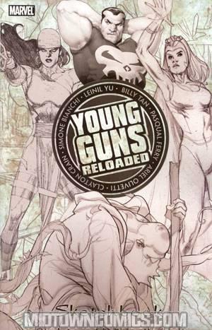 Young Guns Reloaded Sketchbook