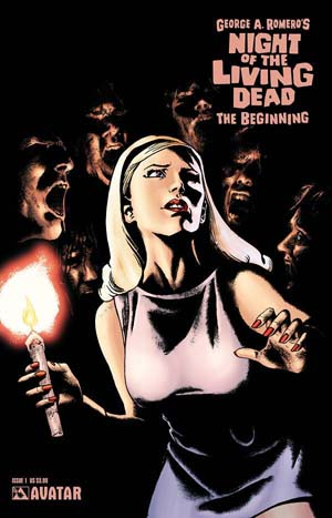 Night Of The Living Dead Beginning #1 Reg Cvr