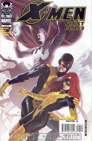 X-Men First Class #4