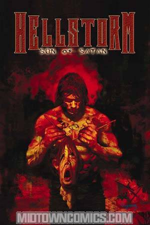 Hellstorm Son Of Satan #3