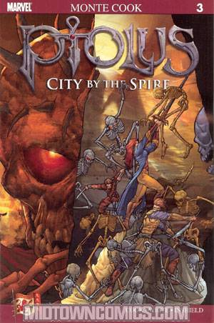 Ptolus City By The Spire #3