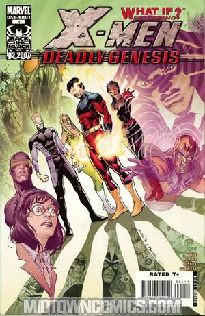 What If X-Men Deadly Genesis