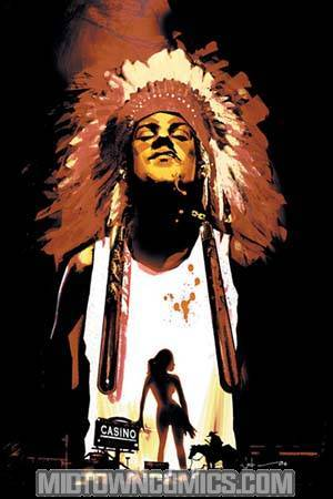 Scalped #1 Cover A Regular Edition