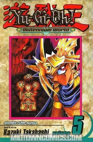 Yu-Gi-Oh Millennium World Vol 5 TP