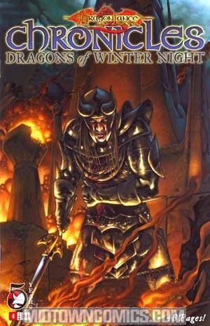 Dragonlance Chronicles Vol 2 #4 Cvr A Kurth