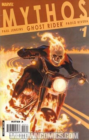 Mythos Ghost Rider