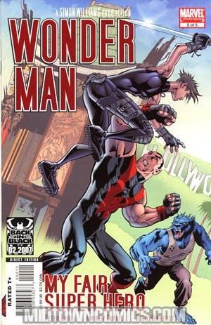 Wonder Man Vol 2 #2