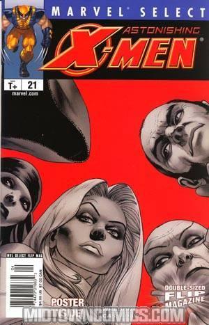 Marvel Select Flip Magazine #21