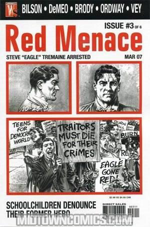 Red Menace #3