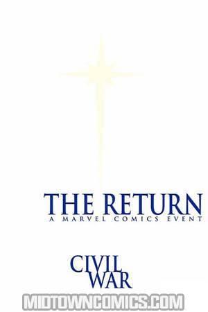 Civil War The Return Regular Cover