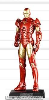 Classic Marvel Figurine Collection Magazine #12 Iron Man