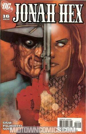Jonah Hex Vol 2 #16