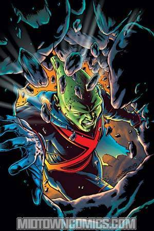 Martian Manhunter Vol 3 #7