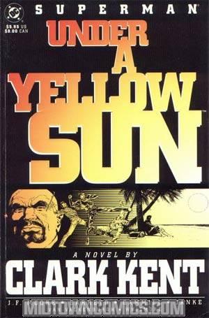 Superman Under A Yellow Sun