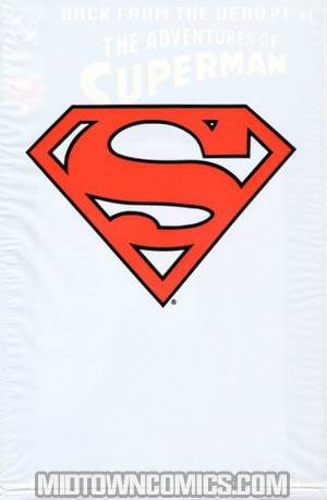 Adventures Of Superman #500 Cover B Collectors Edition Cover With Polybag