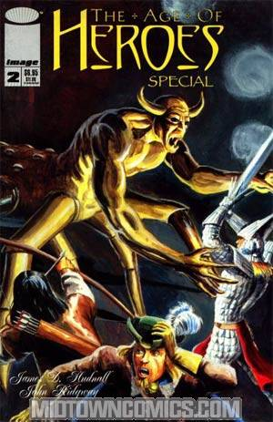 Age Of Heroes Special #2