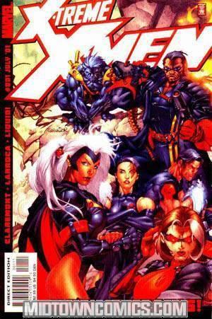 DO NOT USE (DUP) X-Treme X-Men #1