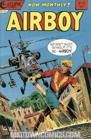 Airboy #34