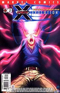 X-Men Evolution #2