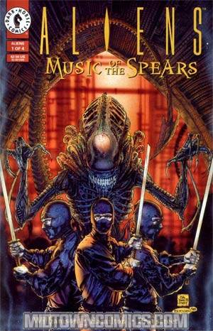 Aliens Music Of The Spears #1
