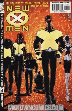 DO NOT USE New X-Men #114