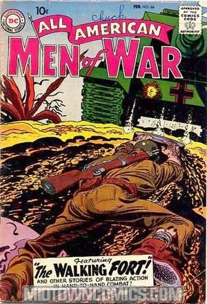 All-American Men Of War #66