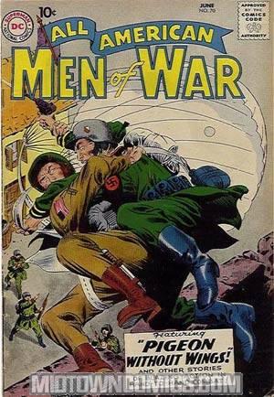 All-American Men Of War #70