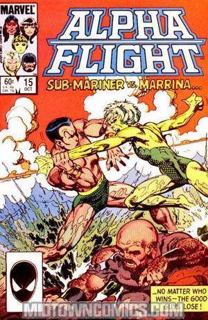 Alpha Flight #15