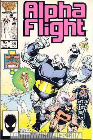 Alpha Flight #36