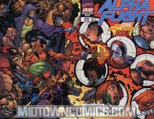 Alpha Flight Vol 2 #12