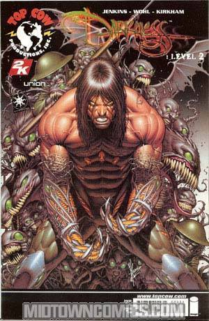 Darkness Level 2 Cover C Dale Keown Cover