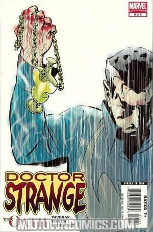 Doctor Strange Oath #5