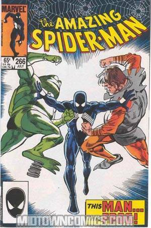 Amazing Spider-Man #266