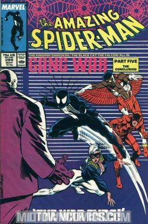 Amazing Spider-Man #288