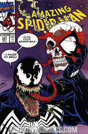 Amazing Spider-Man #347 Cover A Regular Edition