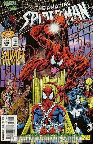 Amazing Spider-Man #403