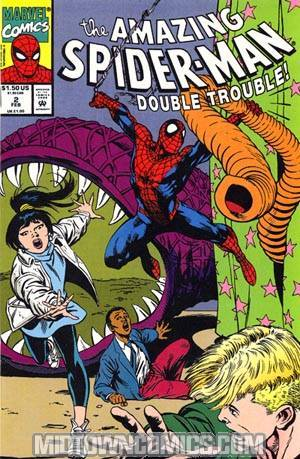 Amazing Spider-Man Double Trouble #2 American Version