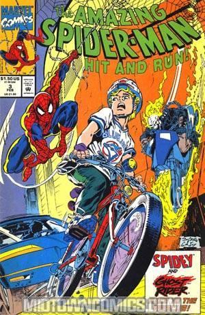 Amazing Spider-Man Hit and Run #3 American Version