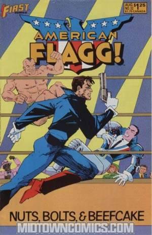 American Flagg #32