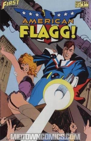 American Flagg #33