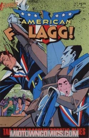 American Flagg #34