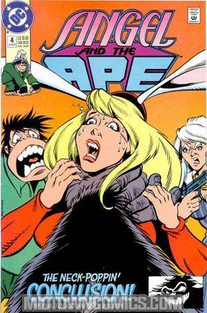 Angel And The Ape Vol 2 #4