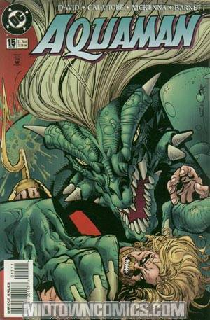 Aquaman Vol 3 #15