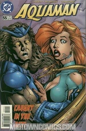 Aquaman Vol 3 #55
