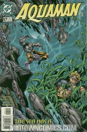Aquaman Vol 3 #57
