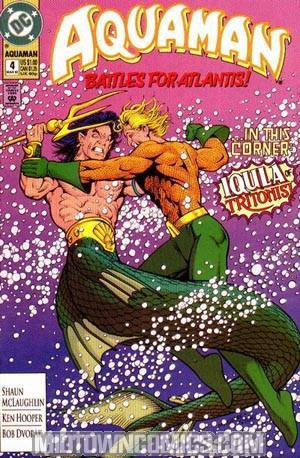 Aquaman Vol 2 #4