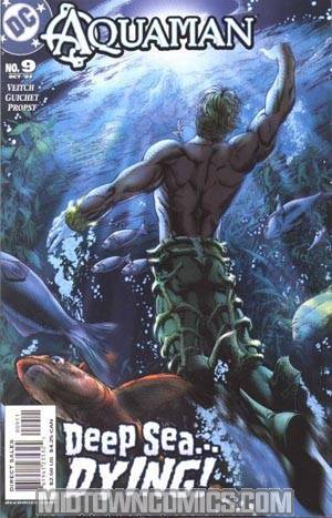Aquaman Vol 4 #9