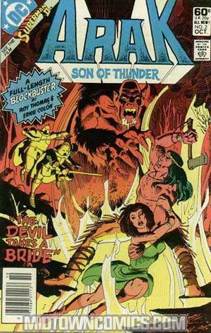 Arak Son Of Thunder #2