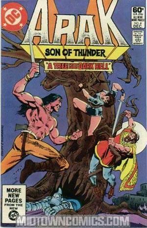 Arak Son Of Thunder #4