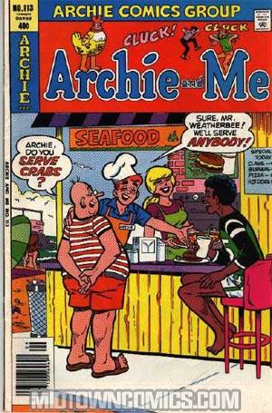 Archie And Me #113